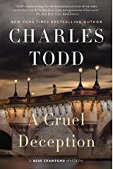 A Cruel Deception: A Bess Crawford Mystery (Bess Crawford Mysteries Book 11) Kindle Edition