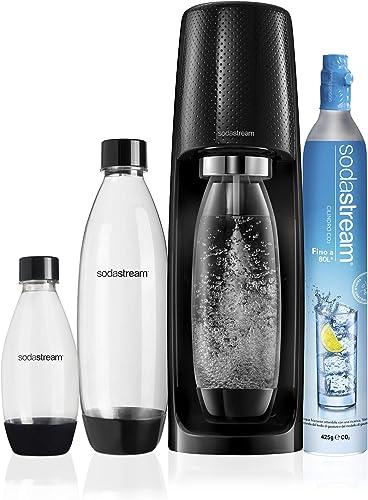 Sodastream, gasatore d`acqua spirit mega pack,sodastream 1011713310