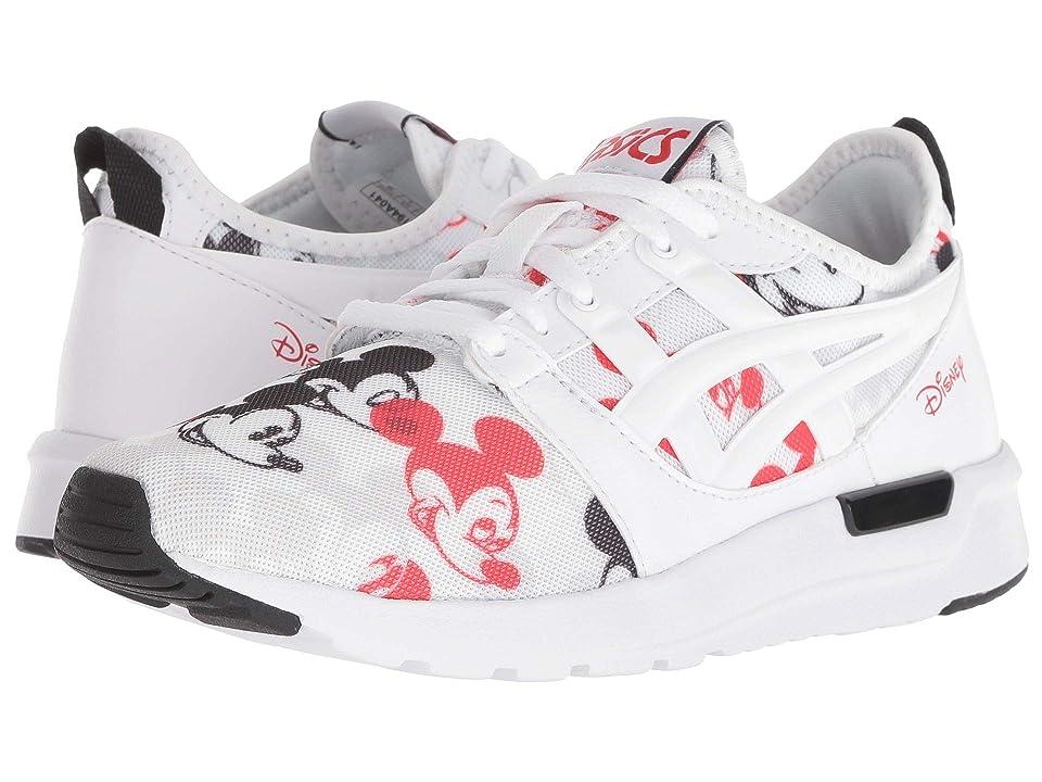 ASICS Kids Tiger Gel-Lyte Hikari Mickey Mouse (Big Kid) (White) Kids Shoes