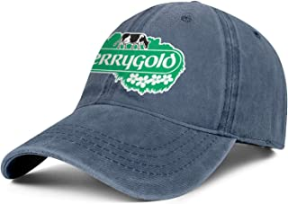 Mens Womens Outdoor Cap Trucker Fit-Butter-Kerrygold-Snapback Cotton Hat Relaxed