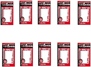 KMC 100 Card Barrier PERFECT SIZE (10 packs/Total 1000)