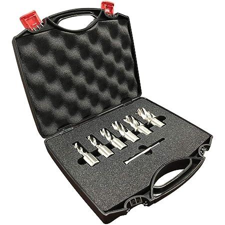 Bright Finish 11//16-Inch Unibor 24122 Diameter Annular Cutter 1-Pack