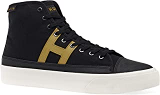 HUF Skateboard Shoes Hupper 2 Hi Black VC00089-BLACK