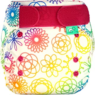 TotsBots Easyfit Star Doodlebum Reusable Washable Nappy from 8lbs to 35lbs