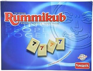 Funskool Rummikub Experience Numbers Board Game, Multi Color
