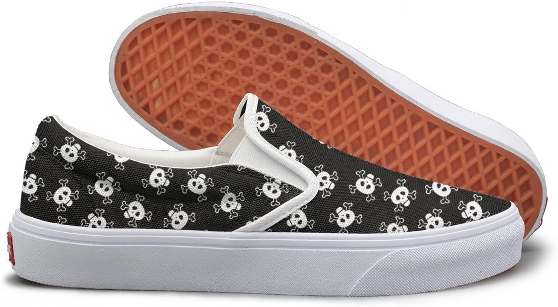 Skulls Fun Halloween Walking Sneakers For Women