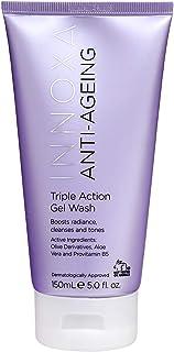 Innoxa Anti Aging Triple Action Gel Wash 150mL