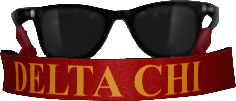 Delta Chi - Sunglass Strap - Two Color