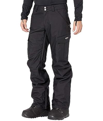 Burton Cargo Pant Regular Fit (True Black 4) Men