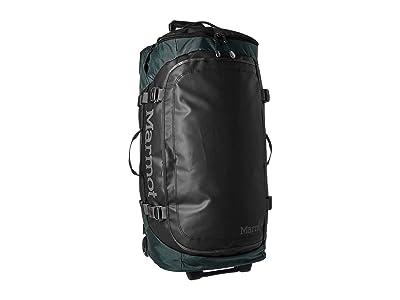 Marmot Rolling Hauler Large (Slate Grey/Black 1) Duffel Bags