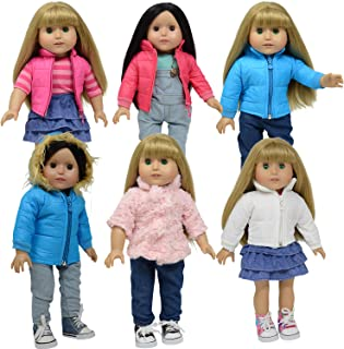 Best winter doll clothes Reviews