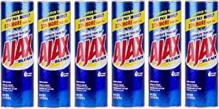 Ajax Powder Cleanser with Bleach - 28 oz (Pack of 6)