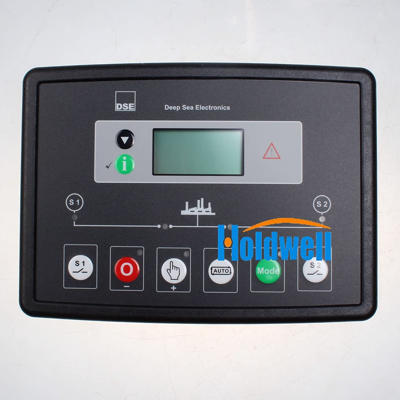 Holdwell Deep Sea Electronics DSE334 Auto Transfer Switch Control Module