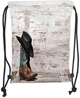587b29286d27 Amazon.com: leather cowboy boots - Luggage & Travel Gear: Clothing ...