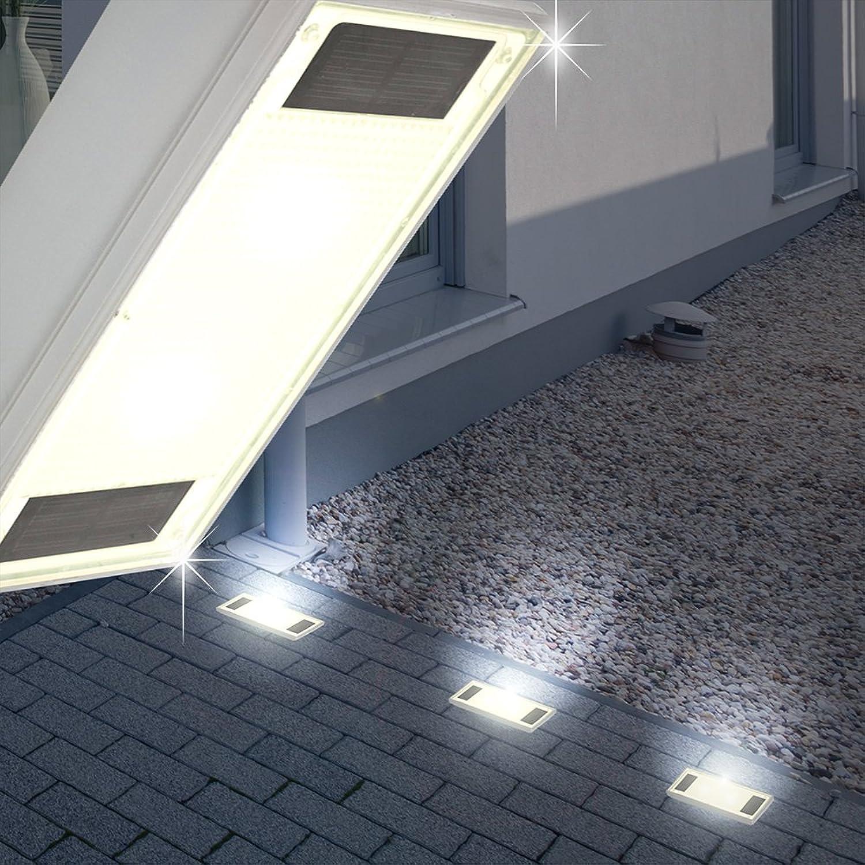 Hervorragend Bodeneinbaulampe Aussenstrahler Aussenleuchte Aussenlampe Strahler DU03