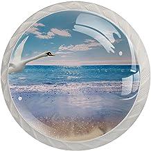 Lade handgrepen trekken ronde kristallen glazen kast knoppen keuken kast handvat,vliegen