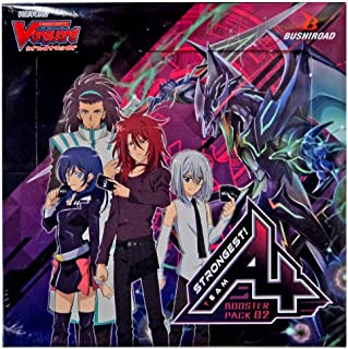 Best cardfight vanguard team al4 Reviews