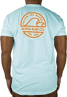 kona brewing shirt