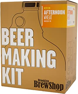 Best afternoon wheat beer making kit Reviews