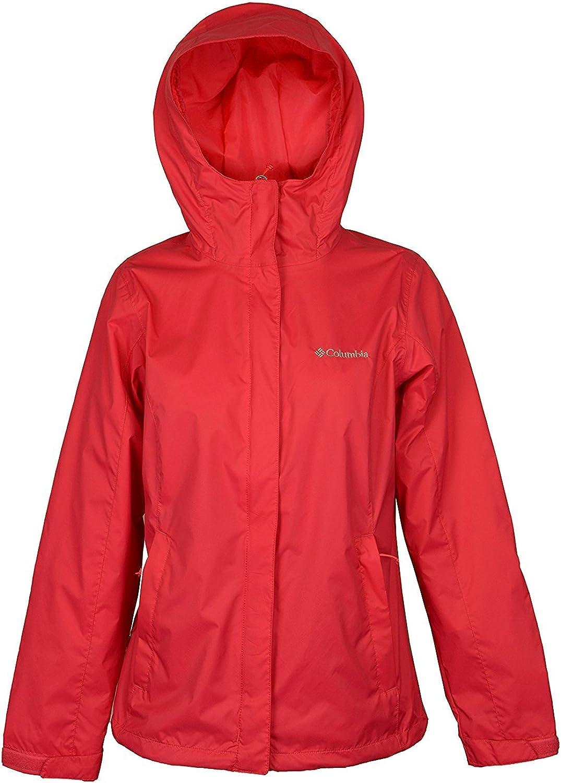 Columbia Women's Timber Pointe Rain OmniTech Waterproof Jacket