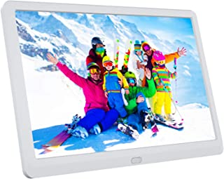 Atatat 10 Inch Digital Photo Frame with 1920x1080 IPS Screen, Digital Picture Frame with 1080P Video, Music, Slideshow, Ad...