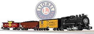 Lionel Electric S Gauge American Flyer, Santa Fe Docksider Model Train Set, Remote w Bluetooth Compatibility