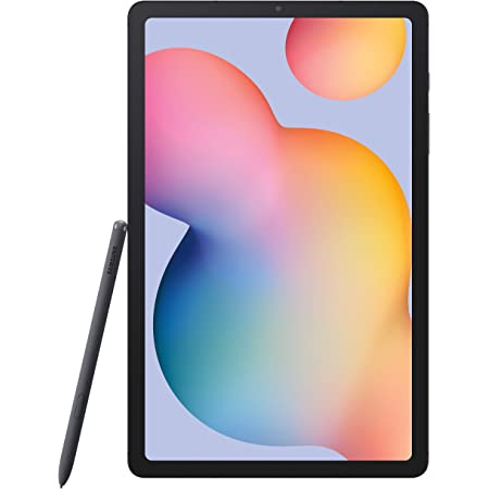 "Samsung Galaxy Tab S6 Lite 10.4"", 64GB WiFi Tablet Oxford Gray - SM-P610NZAAXAR - S Pen Included (Renewed)"