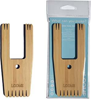 The Loome Braiding, Weaving and Cordmaking Tool (Big A)