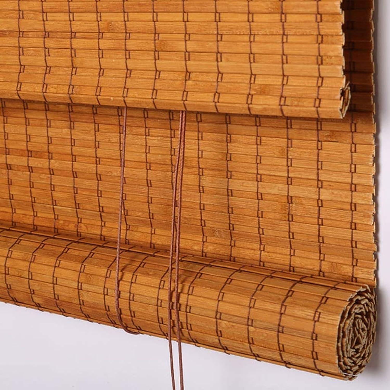 Tienda de moda y compras online. Persianas enrollables de bambú, persianas enrollables de de de ventana con cenefa, persianas enrollables romanas oscuras con cordón - Para puertas , Balcón , Casa de té, Estudio, Restaurante, Jardín ZHANGAI  100% autentico