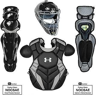 Under Armour UA Pro 4 NOCSAE Adult Baseball Catcher's Package