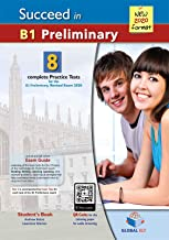 SUCCEED IN B1 PRELIMINARY NEW 2020 FORMAT SELF STUDY EDIT