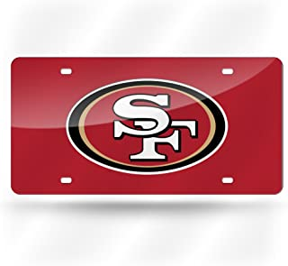 Rico Industries NFL Unisex-Adult License Plate Cover
