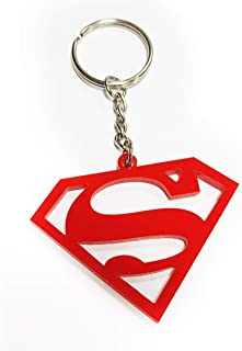 Vista Super man key chains for kids - Acrylic