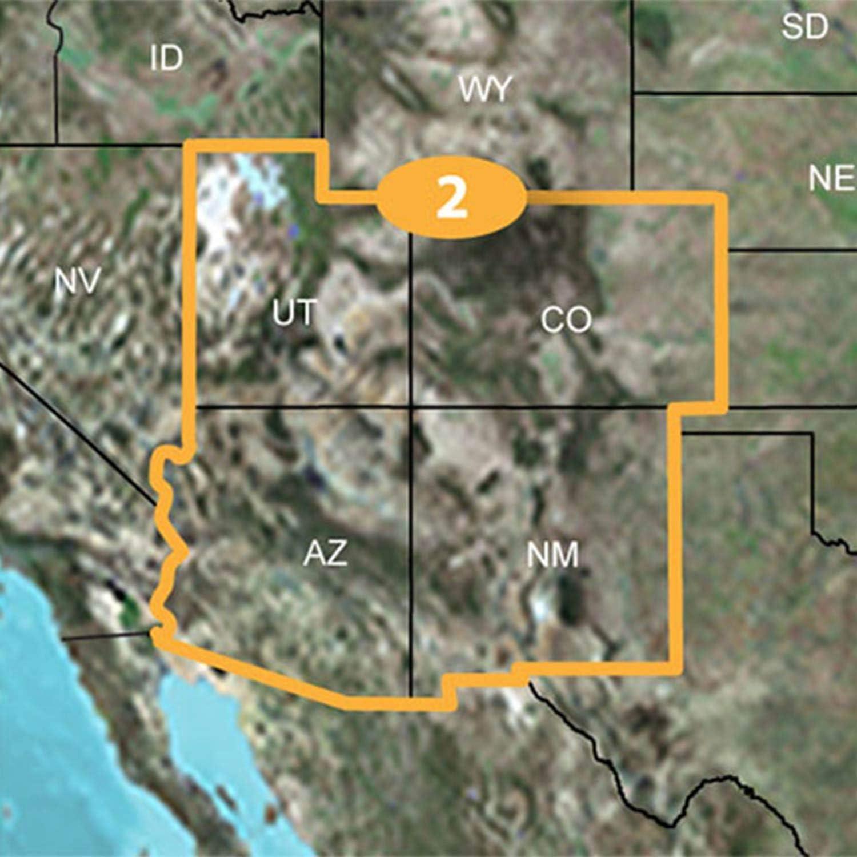 Garmin Topo US 24k Southwest, 010-C1134-00