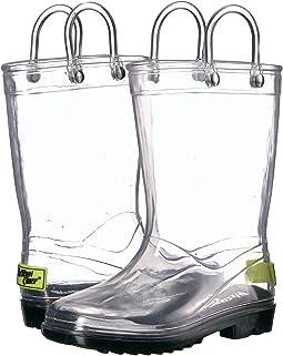 0099f461b20015 Clear. 16. Western Chief Kids. Clear PVC Boot.  25.00. Cerulean Blue. 459. Crocs  Kids. Handle It Rain Boot (Toddler Little Kid).  34.95