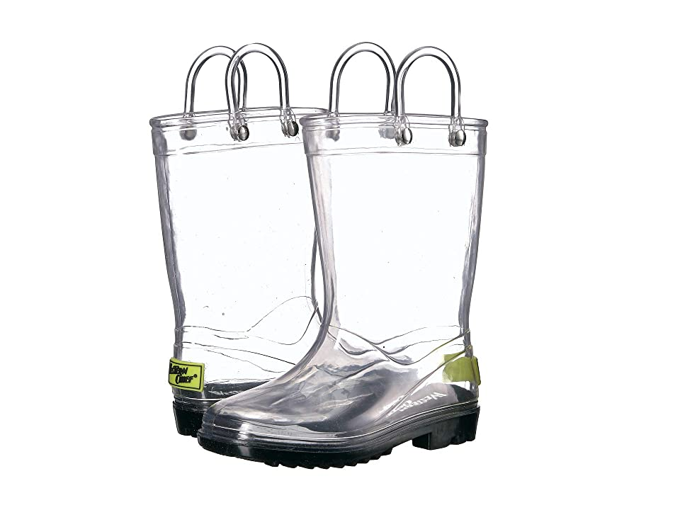Western Chief Kids Clear PVC Boot (Clear) Kids Shoes