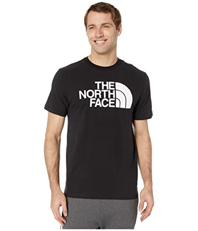 The North Face Short Sleeve Half Dome T-Shirt (TNF Black) Men