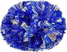 Cheerleaders hand bloem rekwisieten spelletjes pom poms dans bal grappig handvat