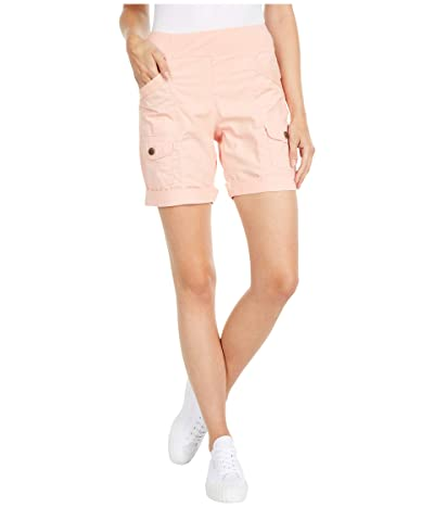 XCVI Wearables Clarissa Shorts (Peach Melba) Women