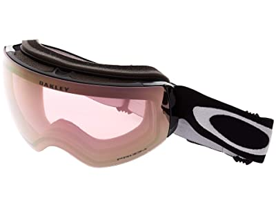 Oakley Flight Deck XM- Medium (Matte Black/Prizm Hi Pink) Goggles