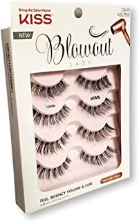 Kiss Blowout Lashes Updo 4-Pairs