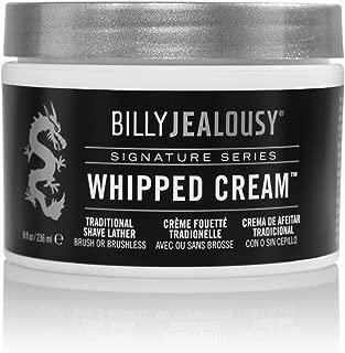 Billy Jealousy Whipped Cream, 8 Fl oz