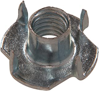 1//4-20 x 7//16 Hard-to-Find Fastener 014973323080 Pronged Tee Nuts Piece-16
