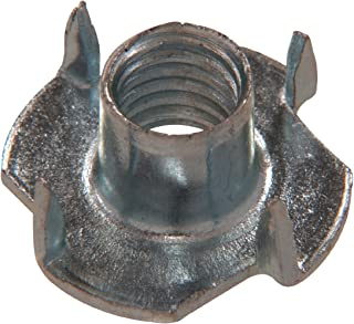 The Hillman Group 180295 Pronged Tee Nut, 10-32 , Pack of 100