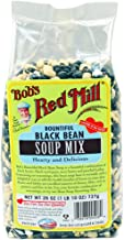 Bob's Red Mill Bountiful Black Bean Soup Mix, 26-ounce (Pack of 4)