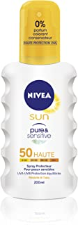Nivea Sun Protect And Sentivite Spf50 Spray 200ml
