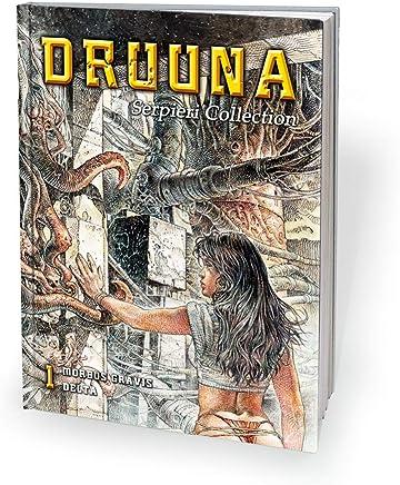 Druuna. Serpieri collection: Druuna vol. 1 Morbus Gravis-Delta