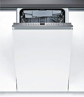 Bosch Serie 4 SPV46FX00E lavavajilla Totalmente integrado 10 cubiertos A++ - Lavavajillas (Totalmente integrado, Acero inoxidable, Estrecho (45 cm), Acero inoxidable, Botones, LED)