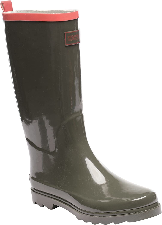 Regatta Great Outdoors Womens Ladies Fairweather Wellington Boots