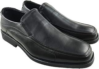 Zapatos informales de piel sintética para hombre, estilo informal, de trabajo, talla 36-42